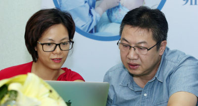 Bác sỹ Nguyễn Đăng Dũng - viện mắt quốc tế DND