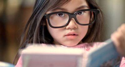 Trẻ em là đối tượng dễ bị cận thị nhất