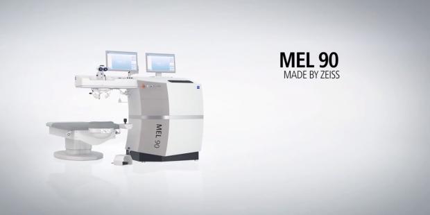 Zeiss MEL90 Excimer Laser - Thế hệ thứ 6